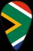 Anglais en Afrique du Sud